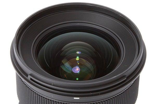 Sigma 24mm f/1.4 filter thread