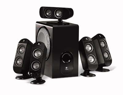 Logitech X-210 - speaker system - For PC - wired Series Specs