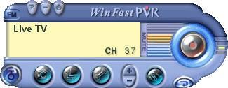 Leadtek WinFast PVR2000 - TV Tuner – Leadtek WinFast PVR2000