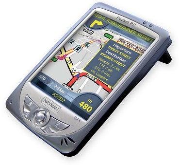 Navman Updates GPS Pocket PC Software | Trusted Reviews