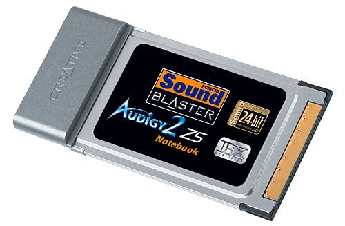 Creative Sound Blaster Audigy 2 ZS Notebook Review | Trusted Reviews