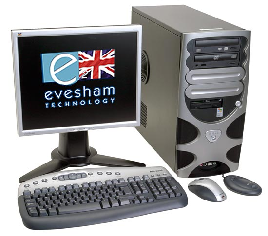 Evesham Duel SLi - Gaming PC Review | Trusted Reviews