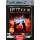 Star Wars Episode 3 : Revenge of the Sith - Platinum - PlayStation 2