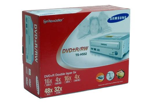 Samsung Writemaster TS-HU DVD Burner