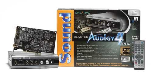 Creative Sound Blaster Audigy 2/Audigy 2 ZS Driver - TechSpot