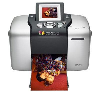 Epson PictureMate 500 - Photo Printer – Epson PictureMate
