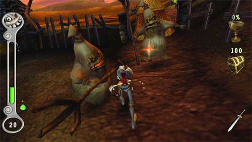 Medievil Resurrection Review Trusted Reviews