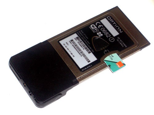 Retrieve sim card data