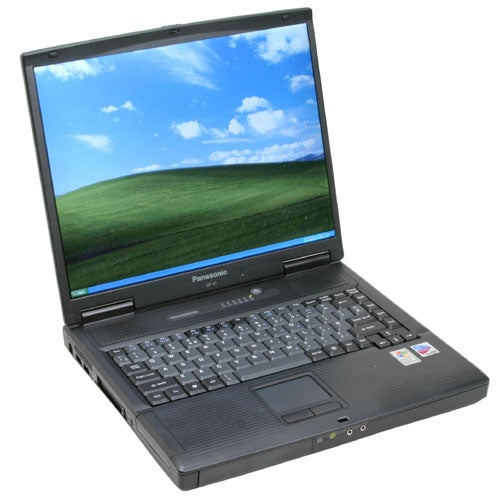 Panasonic Toughbook Cf 51 Semi Rugged Notebook Review Trusted Reviews