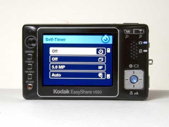 KODAK EASYSHARE V550 DRIVER FOR WINDOWS 7