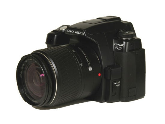 konica minolta dynax 5d digital slr review trusted reviews rh trustedreviews com Konica Minolta Digital Cameras Konica Minolta Digital Cameras