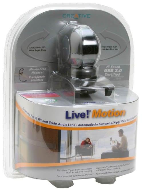 DRIVERS CREATIVE LIVE CAM VF0150