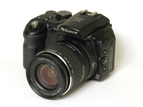 Fujifilm Finepix S9500 Review Trusted Reviews