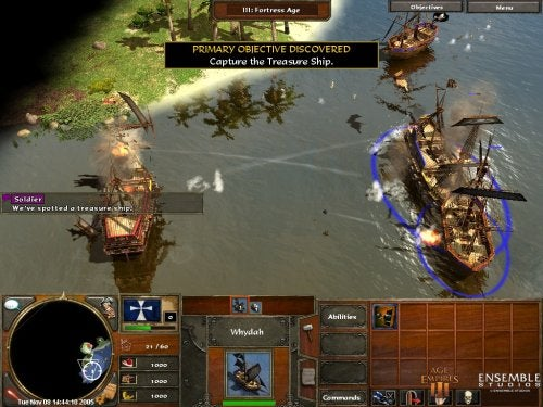 Age of Empires III Review | Trusted Reviews
