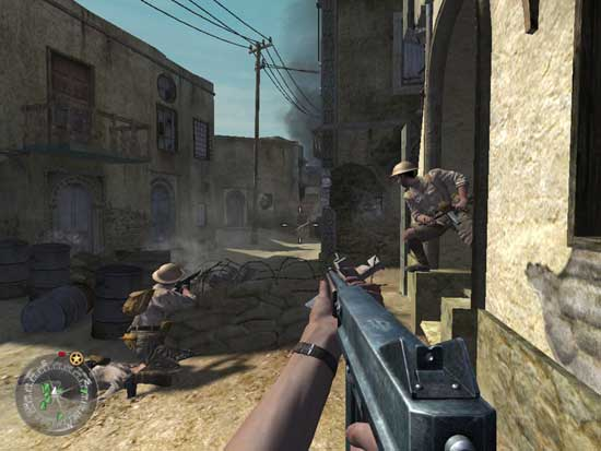 crack call of duty 2 single player