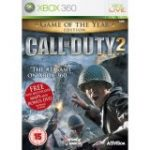 Call of Duty 2: Game of the Year Edition (Xbox 360)