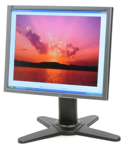 Viewsonic VG930M 19 4 3 PC Computer Monitor with Speakers