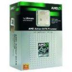 Athlon 64 FX-60 2.60 GHz Processor - Dual-core (2 MB L2 - Socket PGA-939 - Retail)