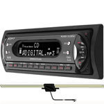 CDX-DAB6650 - CD/MP3 with DAB Tuner