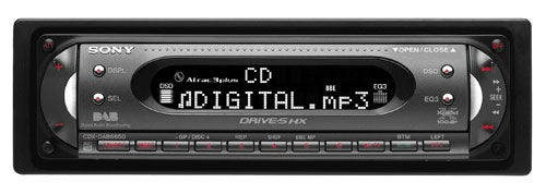 sony cdx dab6650 in car dab head unit review trusted. Black Bedroom Furniture Sets. Home Design Ideas