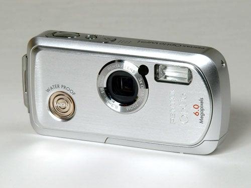Pentax Optio WPi Waterproof Camera Review