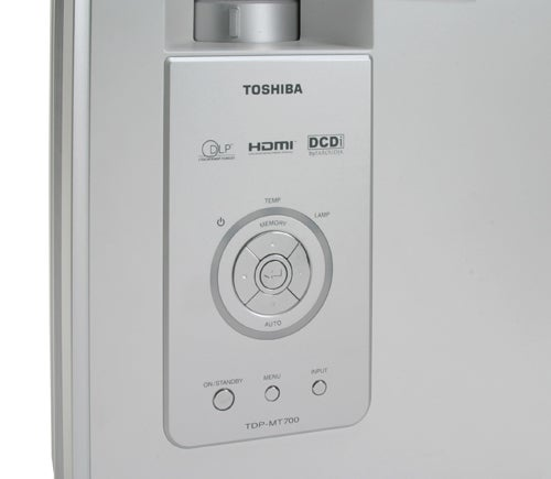 Toshiba TDP-MT700 - HD Projector Review | Trusted Reviews