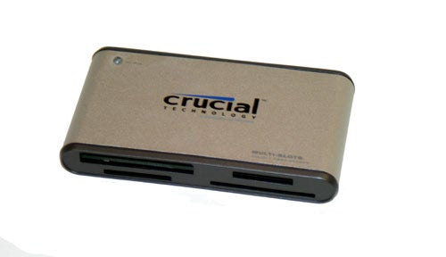 Crucial 8 In 1 Aluminium Card Reader Review Trusted Reviews