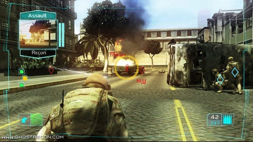 Comprar Tom Clancy&#39-s Ghost Recon Advanced Warfighter 2 Juego para ...