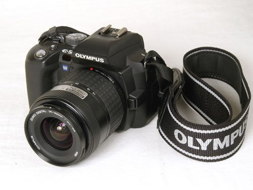 olympus e 500 digital slr review trusted reviews rh trustedreviews com Olympus Evolt Olympus E500 Camera Manual