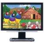 "VX2025wm 51 cm 20"" LCD Monitor 1680 x 1050 - Silver Black"