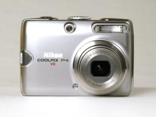 Nikon coolpix p4 vr