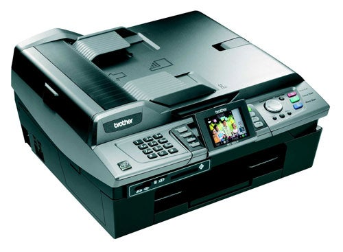 BROTHER MFC-820CW PRINTERSCANNER DRIVERS PC