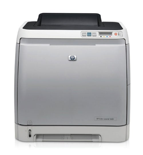 HP Color LaserJet 1600 Review | Trusted Reviews