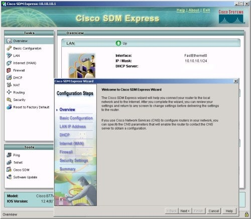 Cisco 877W Integrated Services Router - EXCLUSIVE Review