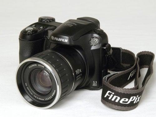 NEW DRIVER: FINEPIX S5600