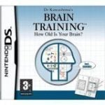 Dr Kawashima's Brain Training: How Old Is Your Brain? (DS)