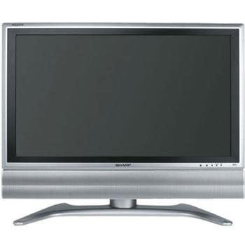 Sharp LC 32GA6E 32in LCD TV Review