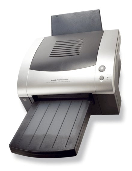 Kodak Professional 1400 - Dye Sublimation Printer Review