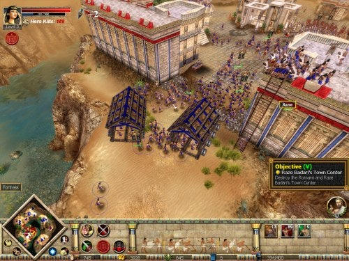 rise and fall  civilizations at war review