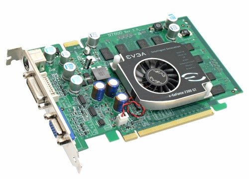 Evga Geforce 7300 Gt 256mb Ddr2 Review Trusted Reviews