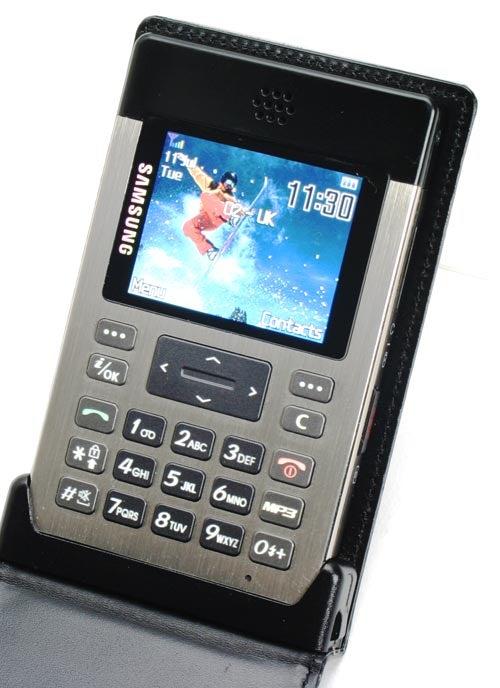 Samsung Sgh P300 Super Slim Mobile Phone Samsung Sgh