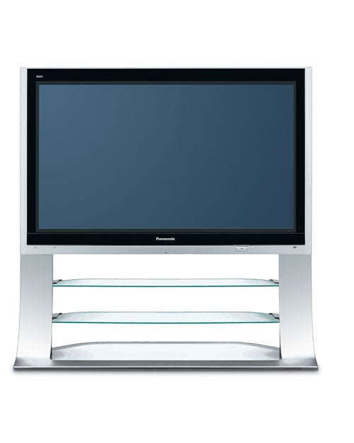 Panasonic viera th 37px600 37in plasma tv review trusted for Th 37px60b table top stand