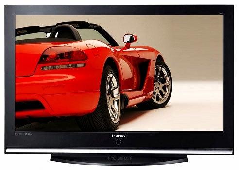 Samsung PS50Q7HD 50in plasma TV – Samsung PS50Q7HD Review