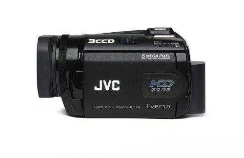 jvc manual focus