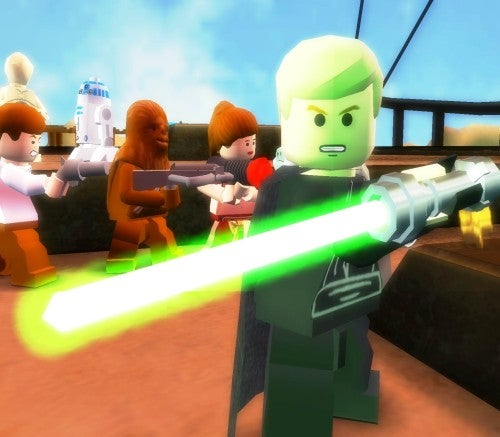 Lego Star Wars II The Original Trilogy Review
