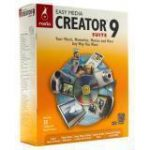 Easy Media Creator Suite v.9.0 (CD/DVD Authoring - Complete Product - Standard - 1 User - PC - English)