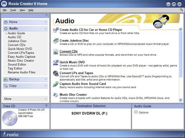 Roxio Easy Media Creator Suite 10 Buy Key