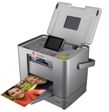 Epson Picturemate 280 Photo Printer Review Trusted Reviews