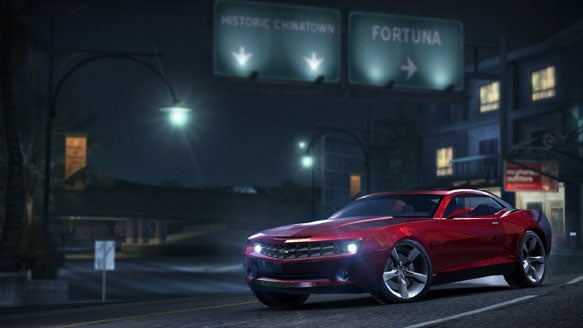 Need for Speed: Carbon Review | Trusted Reviews