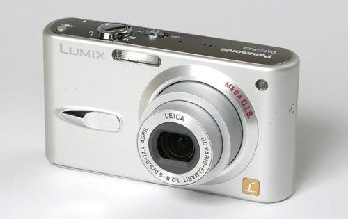 Panasonic Lumix DMC-FX3 Review